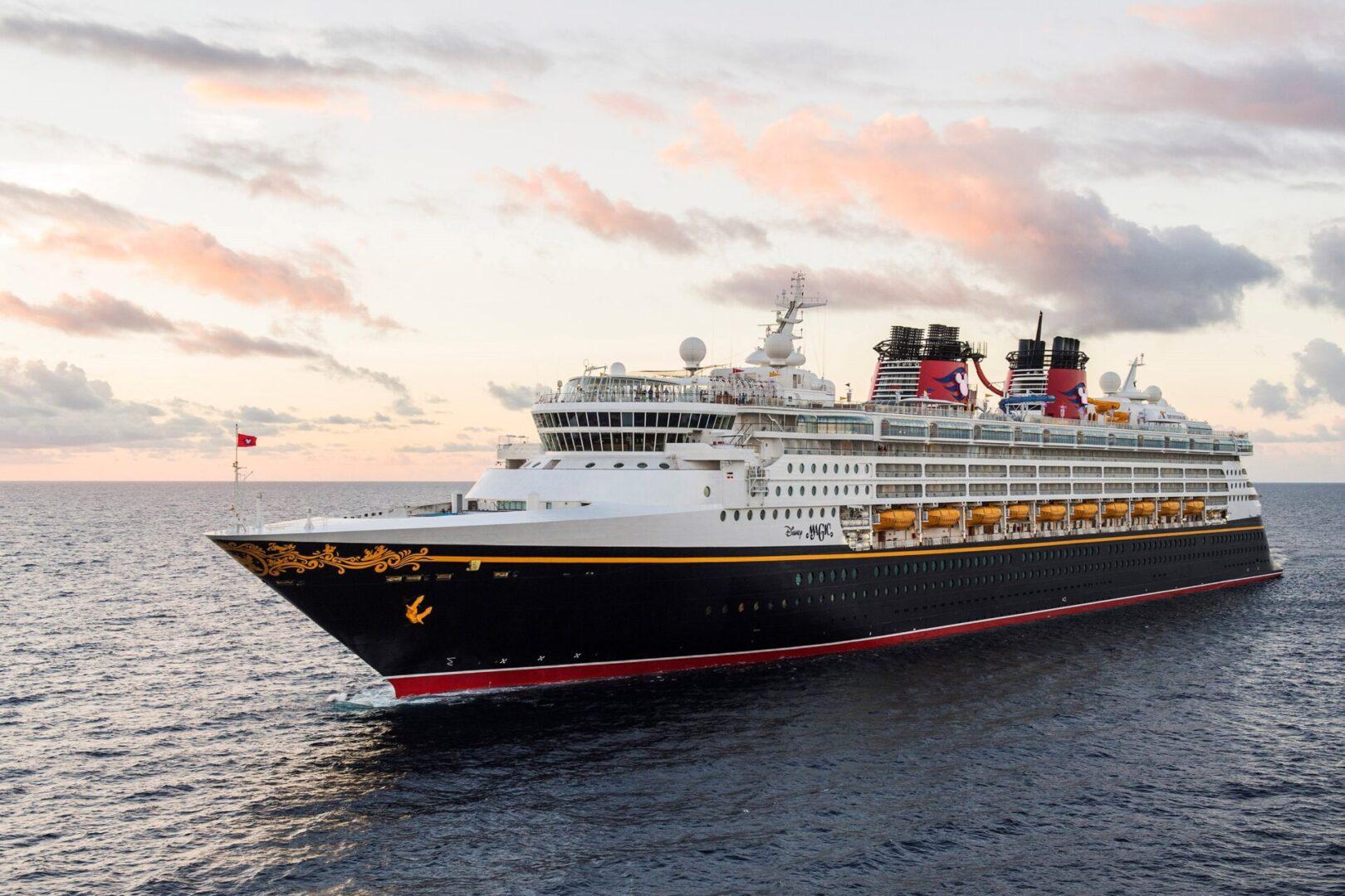Disney Copyright Imagine Disney Cruise Line Ship